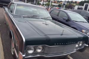 1966 Lincoln Continental