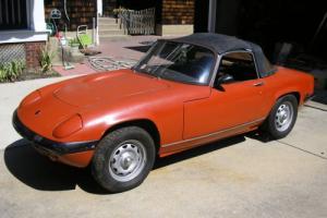 1969 Lotus Elan S4 Photo