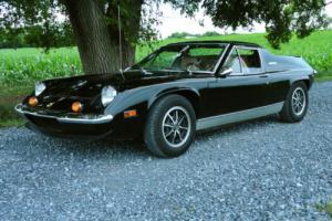 1974 Lotus Europa Photo