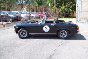 1971 MG Midget MK III