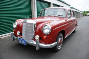 1957 Mercedes-Benz 200-Series
