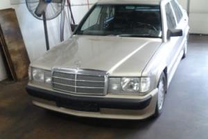 1986 Mercedes-Benz 190-Series 190 E 2.3-16V
