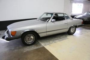 1980 Mercedes-Benz SL-Class None