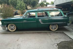 1955 Mercury Monterey monterey wagon