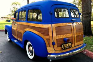 1952 Chevrolet Woody