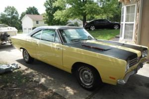 1969 Plymouth Road Runner satellite