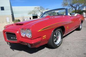1971 Pontiac GTO Judge Convertible