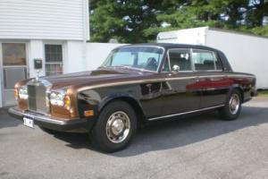 1976 Rolls-Royce Silver Shadow Silver Sadow