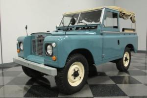 1969 Land Rover Defender Defender 88