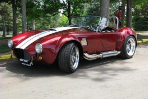 1965 Shelby Backdraft Roadster 427