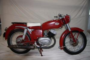 1955 Other Makes 1955 Zundapp Elastic 250