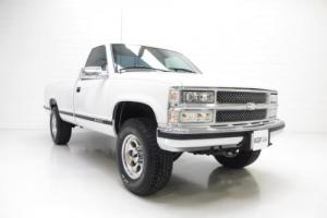 An Extroverted Chevrolet Silverado C/K2500 Fleetside Pick-up, Just 9,993 Miles