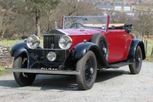 1930 Rolls-Royce 20/25 Park Ward Drophead Single Coupe GSR3