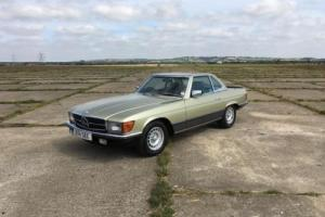1984 Mercedes-Benz 500SL - 67k Miles, FSH - Superb Throughout for Sale