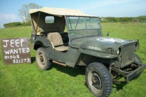 willys hotchkiss jeep 1963