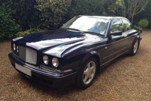 Bentley Continental R Mulliner Wide Body 2001