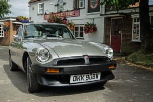 MGB GT Limited Edition LE