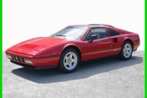 1987 Ferrari 328 1987 Ferrari 328 GTS