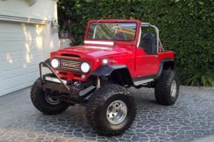 1967 Toyota Land Cruiser NO RESERVE FJ40 4X4 CONVERTIBLE