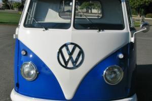 1960 Volkswagen Bus/Vanagon