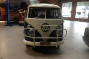VW Kombi 1966 Split Window in VIC