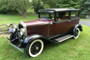1931 Buick Model 50