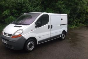 RENAULT TRAFIC / VIVARO 2005 1.9DCI 6 SPEED WITH AIRCON