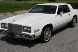 1985 Cadillac Eldorado 2 Dr. Coupe