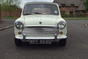 Genuine Austin Mini Cooper mk11