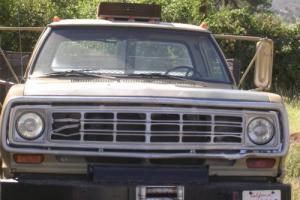 1974 Dodge Power Wagon W300