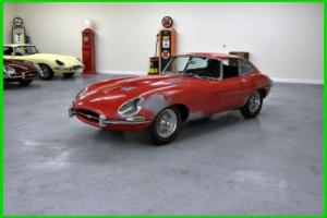 1967 Jaguar E-Type SERIES 1 E-TYPE XKE COUPE Photo