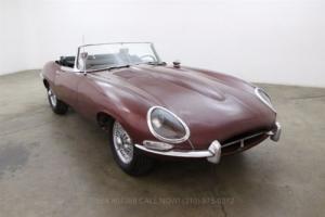 1962 Jaguar XK Flat Floor Roadster