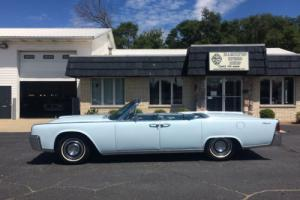 1964 Lincoln Continental 4 door