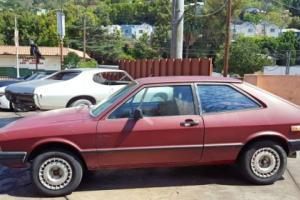 1980 Volkswagen Scirocco Photo