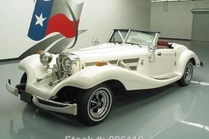 1934 Mercedes-Benz 500K Heritage Replica CONVERTIBLE for Sale