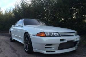 1989 Nissan GT-R Photo