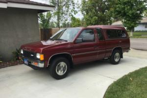 1986 Nissan Other Pickups frontier Photo