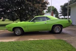 1970 Plymouth Barracuda Cuda 383