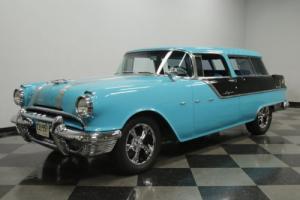 1955 Pontiac Star Chief Safari