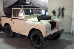 1970 Land Rover series 2a series