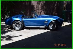 1965 Shelby AC COBRA CALL ME TODAY!! IBUYFORDGT.com 713 557 8085