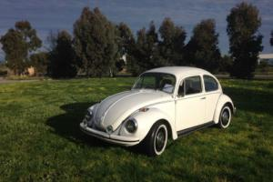 1972 VW Superbeetle Rare Automatic Autostick Clutchless Semi Automatic in VIC