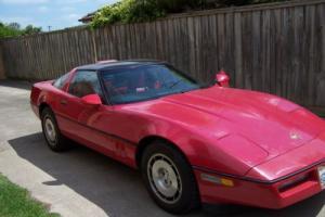1986 C4 Corvette in VIC