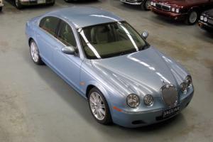 2007 Jaguar S Type 3L LE MY08 in VIC