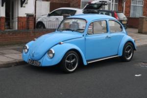 VW Beetle 1300 (1972) Classic 30K Mileage Original Engine Clean Example