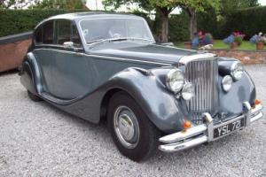 1950 Jaguar MK 5. 3.5 litre