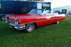 Cadillac: DeVille Convertible Coupe