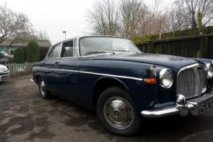 1966 (D) ROVER P5 3 LITRE MKIII COUPE