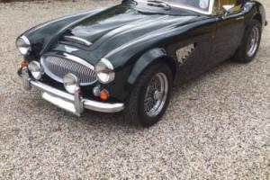 1998 HMC MK IV Austin Healey 3000. Amazing 1 owner from new only 9,600 miles.