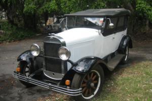 1928 Vintage Oldsmobile Tourer in QLD